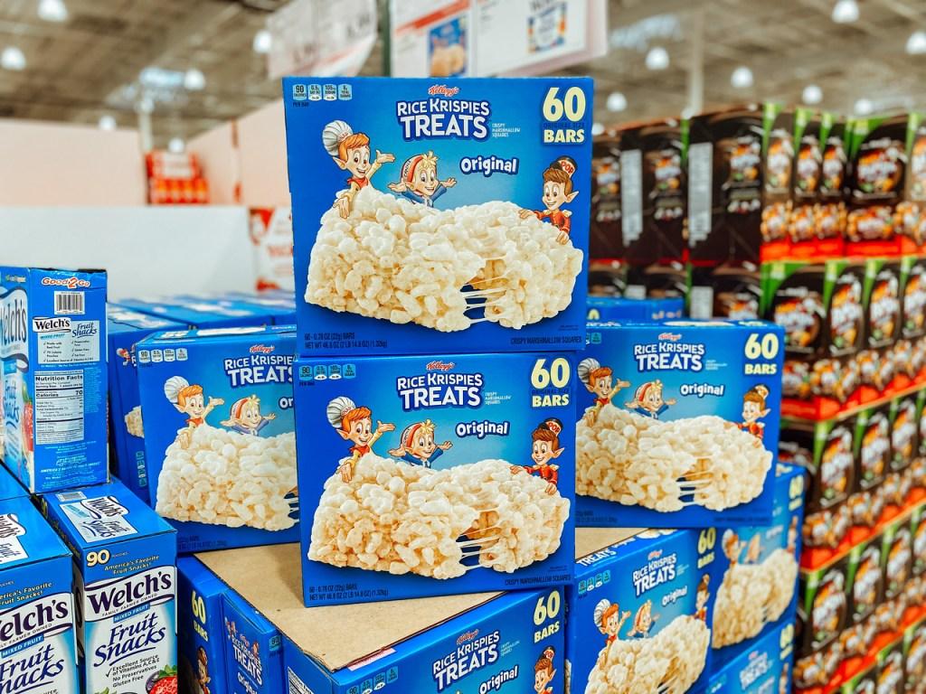 Rice Krispies Treats 60
