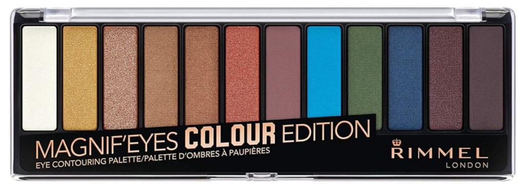 rimmel bold eyeshadow palette