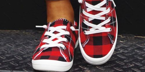 Women's Sneakers Only $12.99 on Zulily (Regularly $47)   Today Only