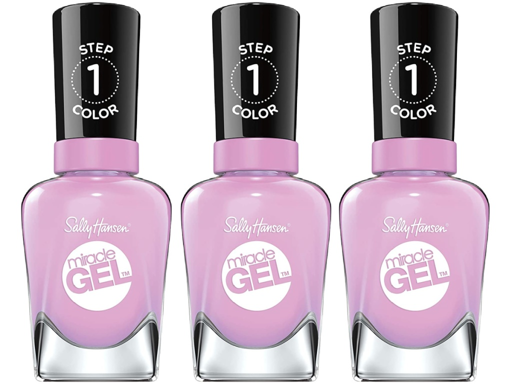 Sally Hansen Miracle Gel Nail Polish in Orchid-ing Aside #534