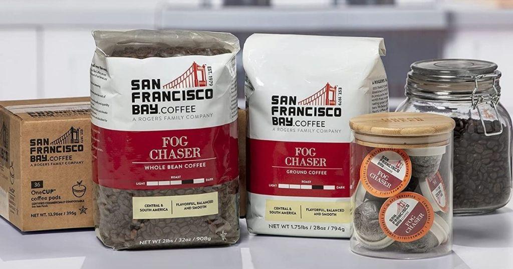 San Francisco Bay Coffee Fog Chaser