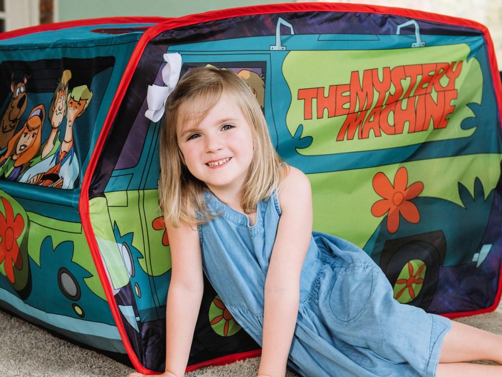 Scooby-Doo Mystery Machine Pop-Up Tent