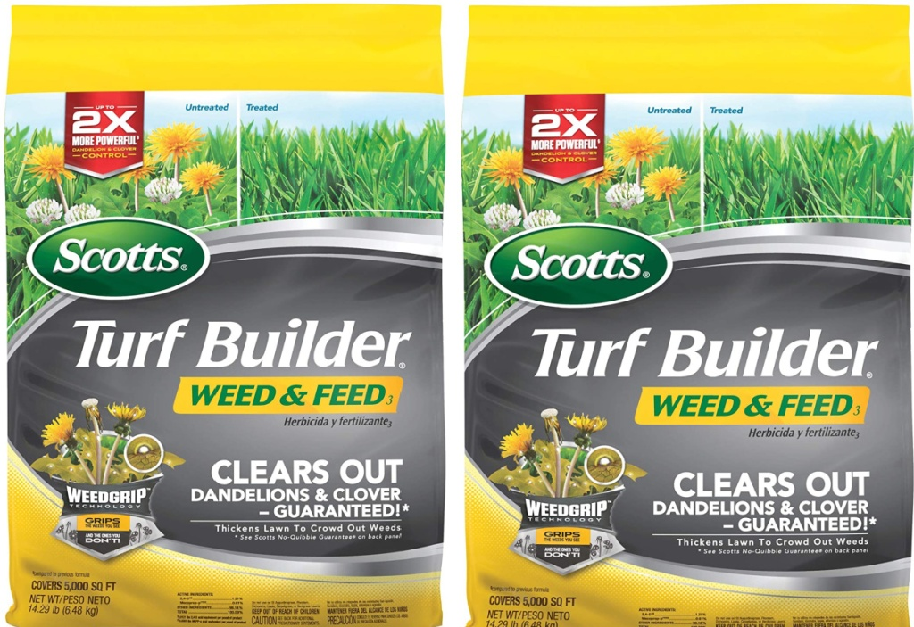 Scotts Turf Builder Weed and Feed 3 14.54lb bag 2