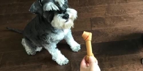 SmartBones Rawhide-Free Dog Treats 6-Count Bag Just $3 Shipped on Amazon