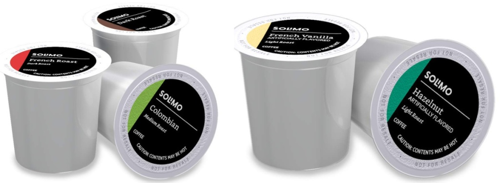 solimo coffee pods