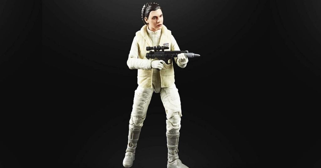 tar Wars Princess Leia Figure