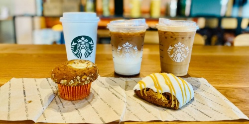 Receive 3x Stars on Your Starbucks Purchase for Rewards Members Only