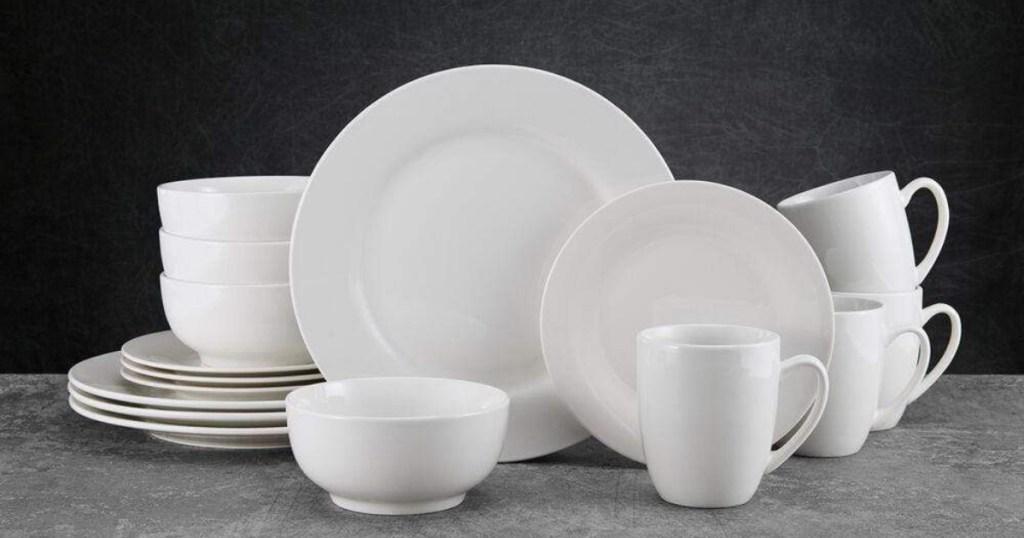 macy's studio nova kendall dinnerware set