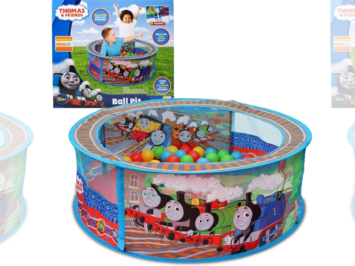 Sunny Days Entertainment Thomas & Friends Ball Pit