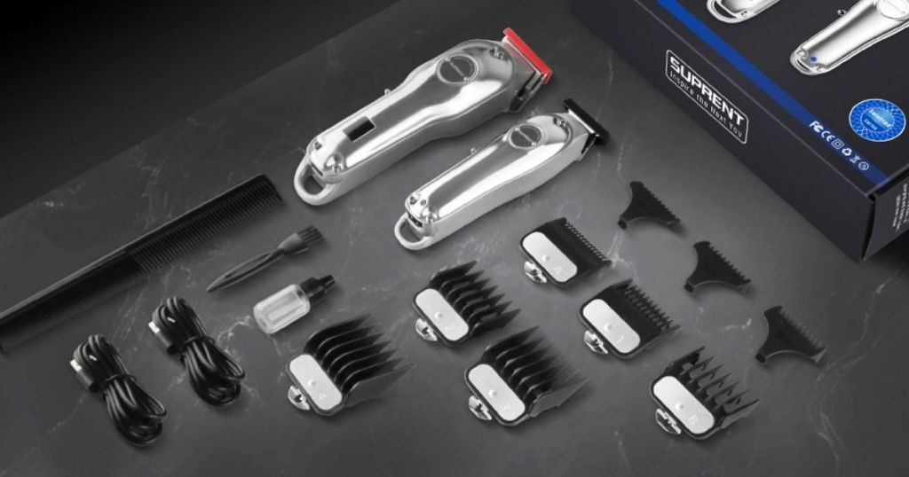 hair clippers, trimmers and guides