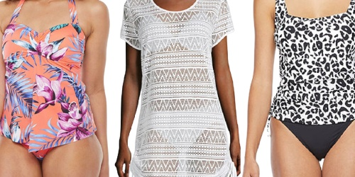 Up to 80% Off Swimwear at JCPenney | Cover-ups, Swimsuits & More