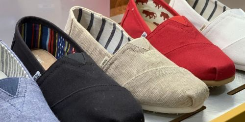 Up to 80% Off Women's Shoes on Macy's.com   TOMS, Madden, Rockport & More