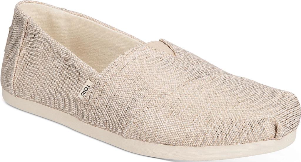 tan women's shoe