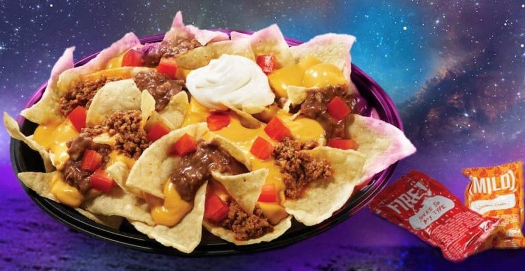 Taco Bell Retrogrande Nachos