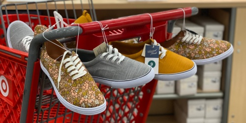 Universal Thread Women's Sneakers Just $14.99 at Target | Includes Fun Styles for Fall