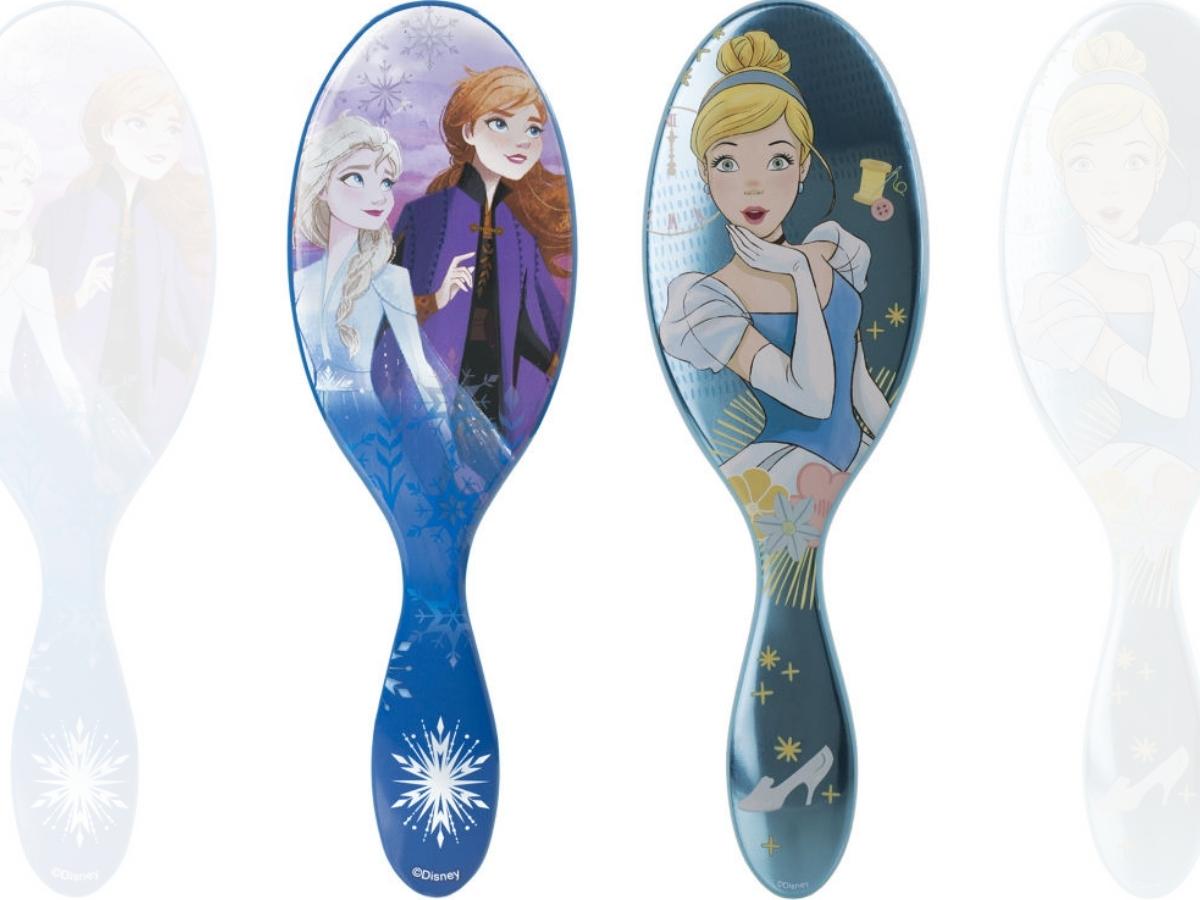 The Wet Brush Original Detangler Disney Princess Brushes