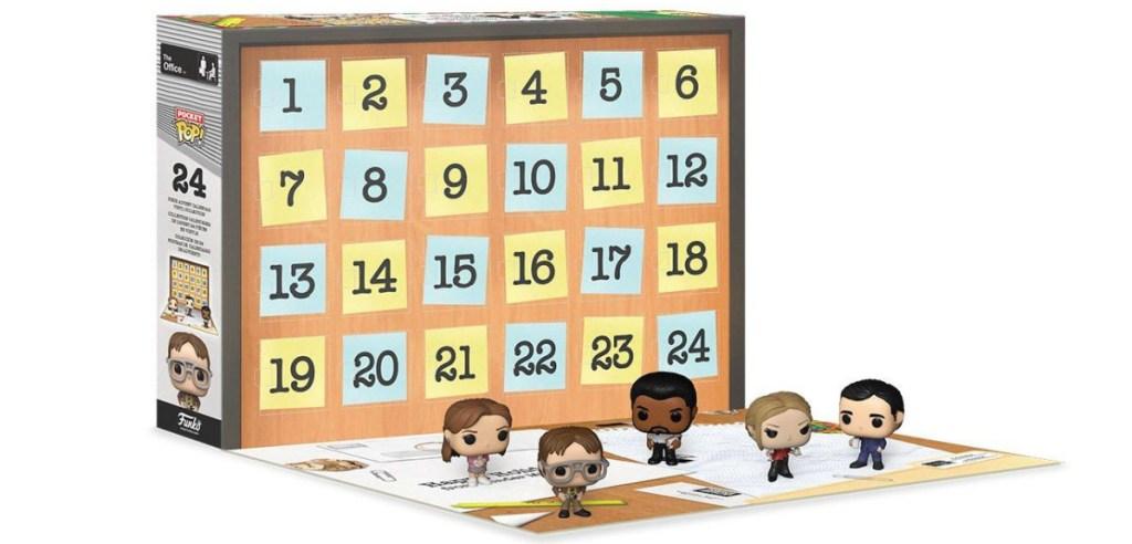 The Office themed advent calendar