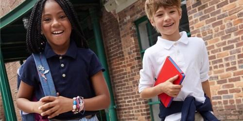 OshKosh Toddler & Kids School Uniform Separates from $5
