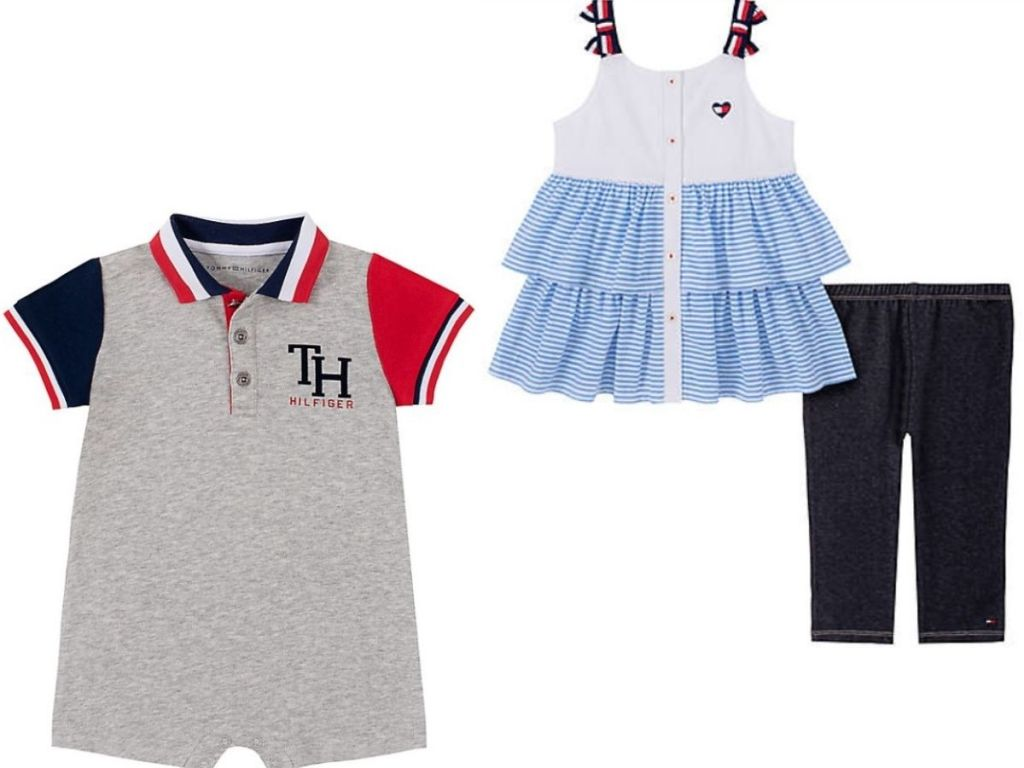 Tommy Hilfiger Baby Clothes