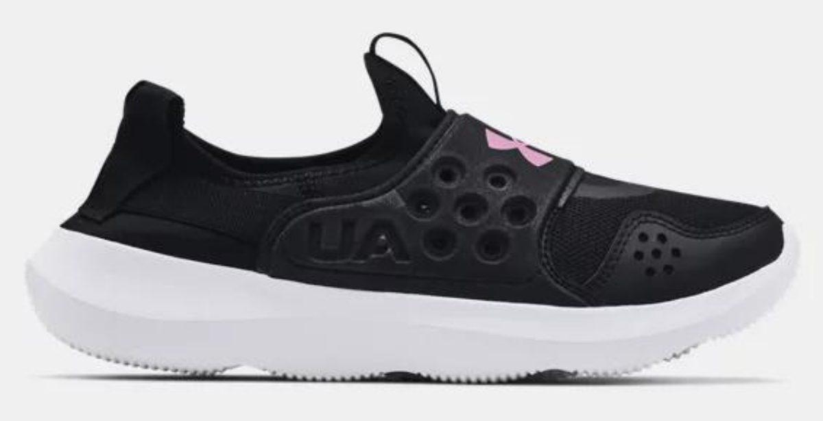 under armour girl's grade school runplay shoes