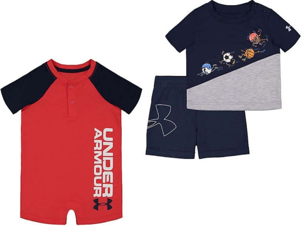 Under Armour Baby Clothes