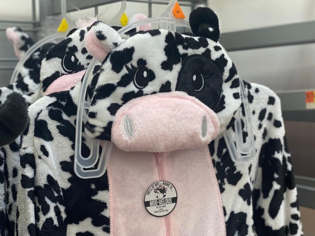 cow union suit