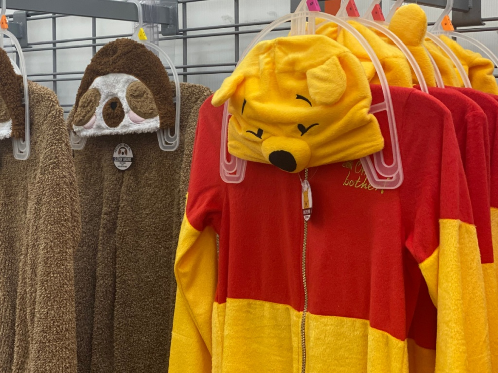 winnie the pooh union suit