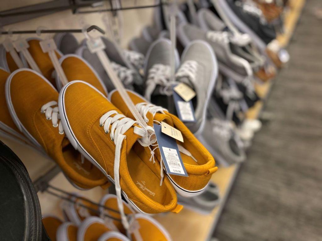 sneakers at Target