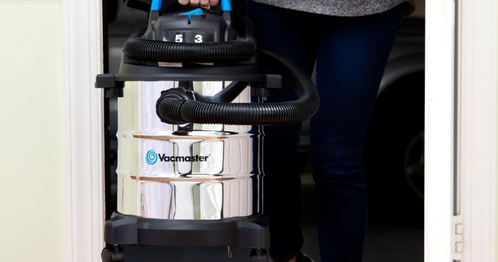 5 gallon vacmaster wet and dry vacuum