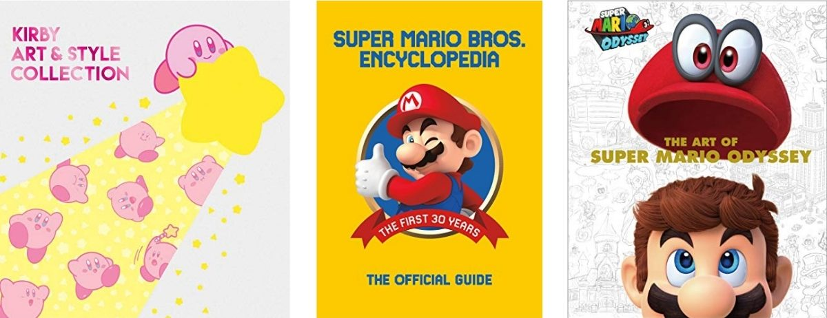 Video Game Hardcover Books on Amazon
