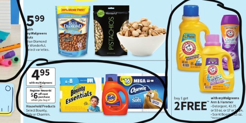 Walgreens Ad Scan for the Week of 8/15/21 – 8/21/21 (We've Circled Our Faves!)