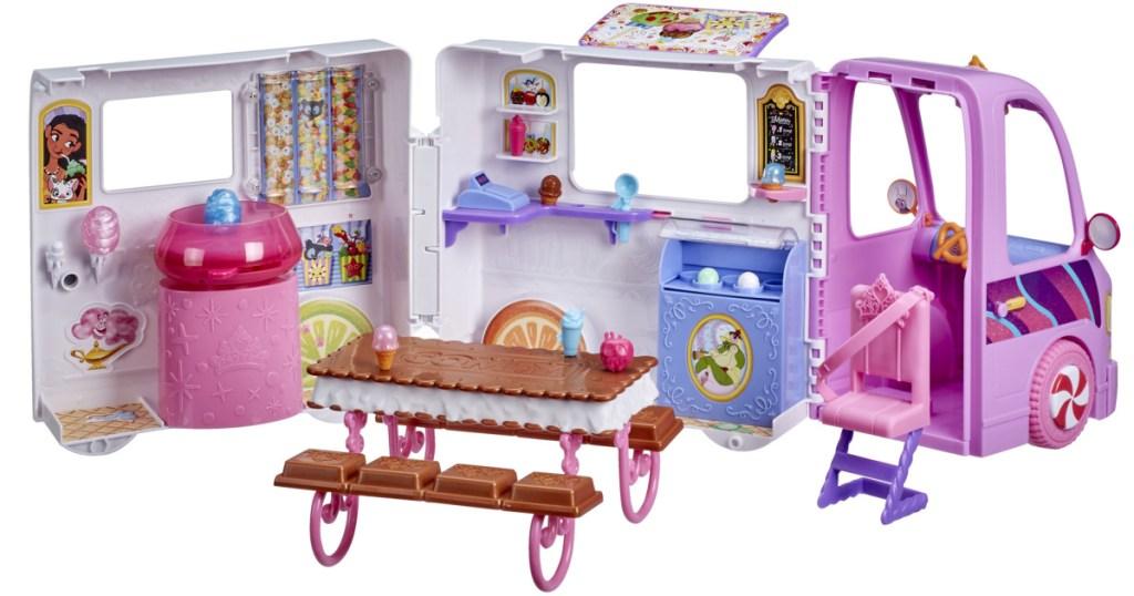 disney princess ice cream truck