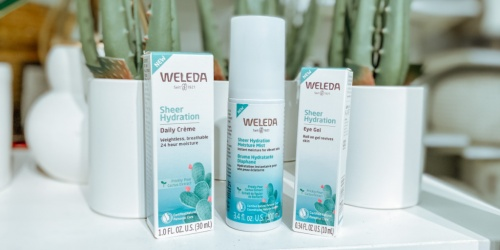 Up to 45% Off Weleda Skincare After Target Gift Card   Eye Gel, Body Lotion & More