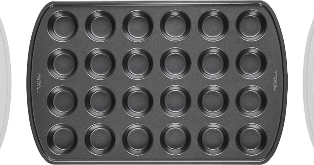 Wilton Perfect Results Non-Stick 24-Cup Muffin and Cupcake Baking Pan
