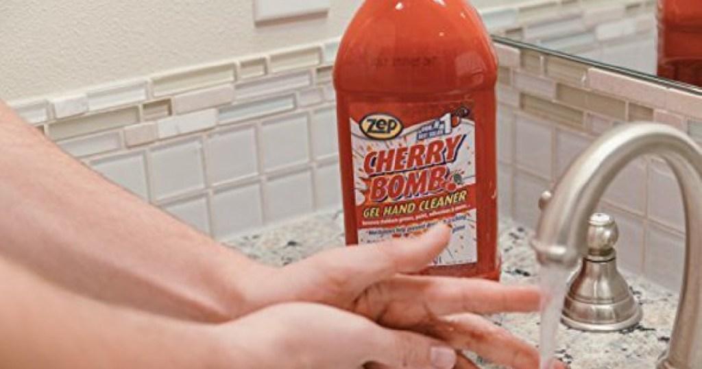 Zep Cherry Bomb Soap