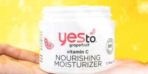 Yes To Grapefruit Brightening Vitamin C Moisturizer Only $6.49 Shipped on Amazon (Regularly $13)