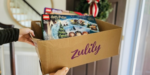 LEGO® Advent Calendars from $29.95 on Zulily | Harry Potter™, Star Wars™, LEGO® Friends & More