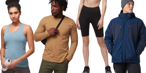 Men's & Women's Apparel from $9.98 on Backcountry.com (Regularly $25)