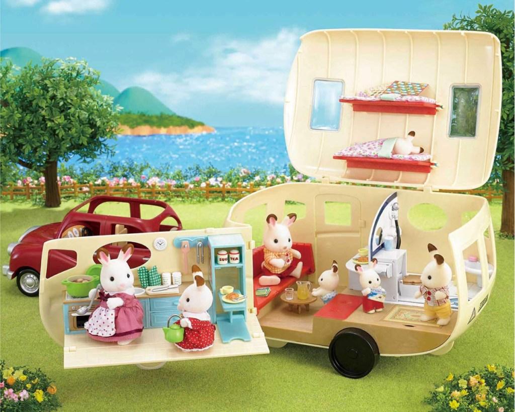 calico critters caravan