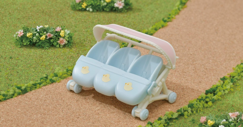 calico critters stroller
