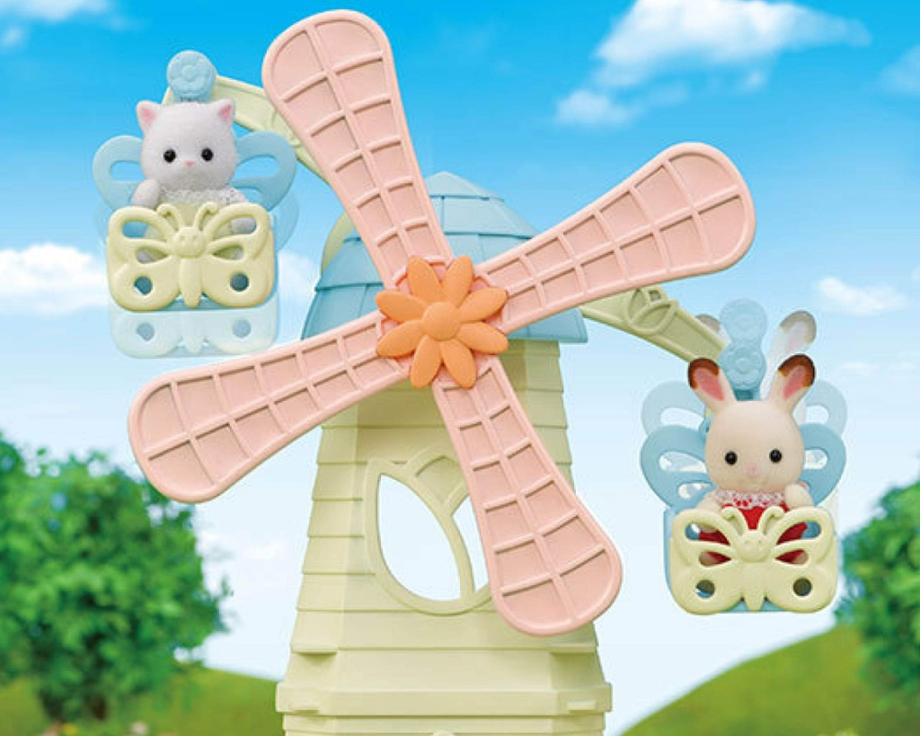 calico critters windmill