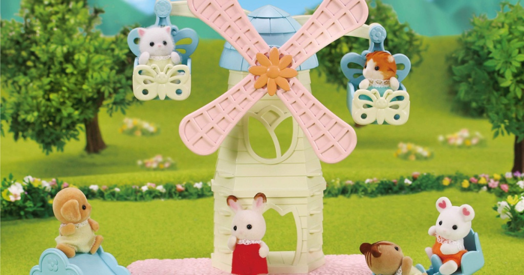 calico critters windmill park