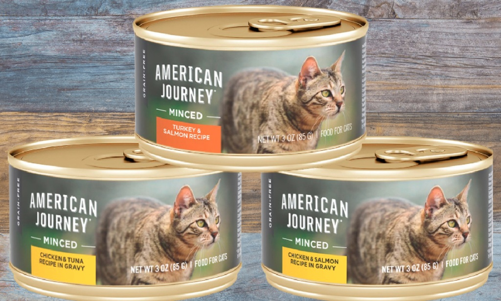 American Journey catfood