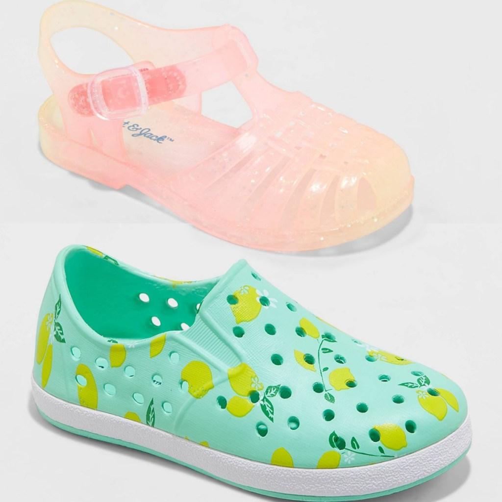 cat & jack girls shoes