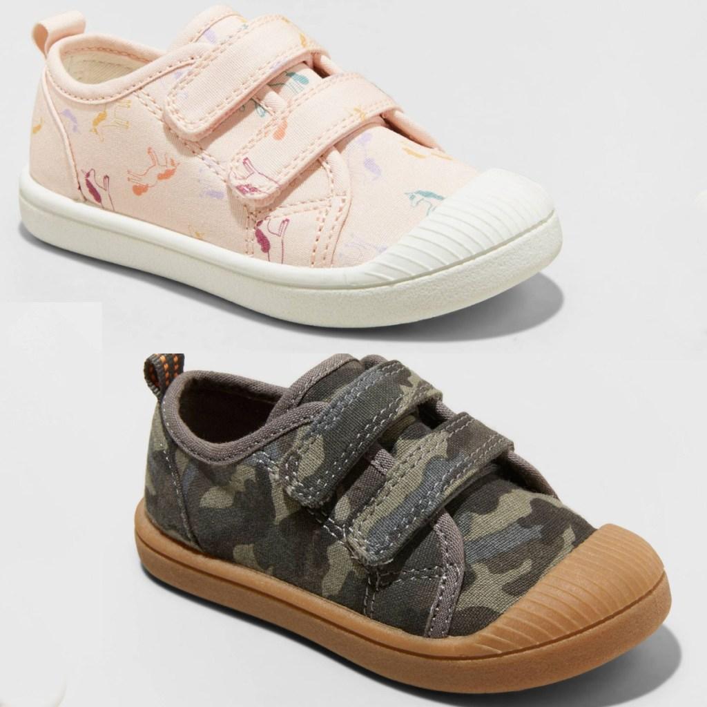 cat & jack sneakers