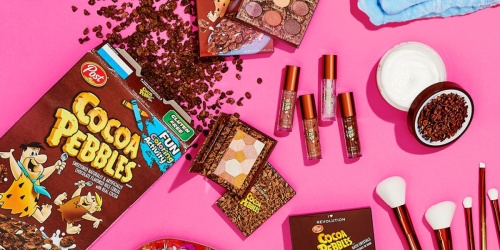 I Heart Revolution Post Pebbles Makeup Collection Available at ULTA