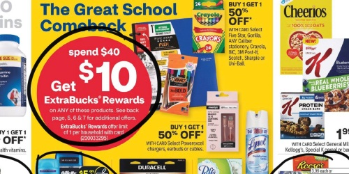 CVS Weekly Ad (8/8/21 – 8/14/21) | We've Circled Our Faves!