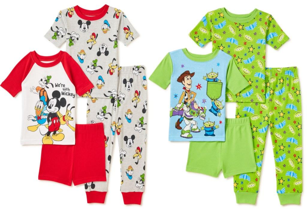 disney boys pajamas