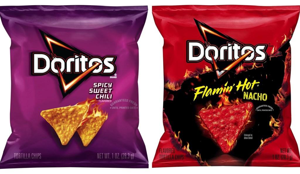 doritos spicy