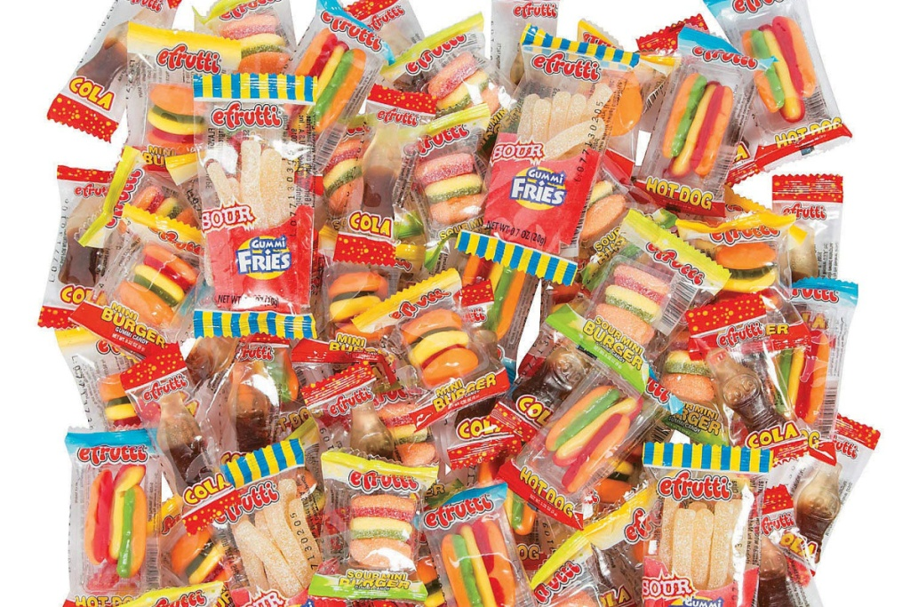 efrutti lunch snacks